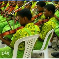 Orchestra Master (Training on all orchestra instruments)