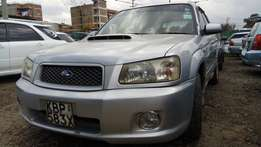 Subaru Forester SG5 cross sport