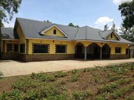 Advanced Real Properties 4 bedroom house for sale in section 58 Nakuru