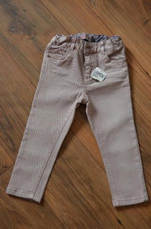 eb1582d549521 spodnie plus bluzka reserved r.92 nowe Chodzież - image 4