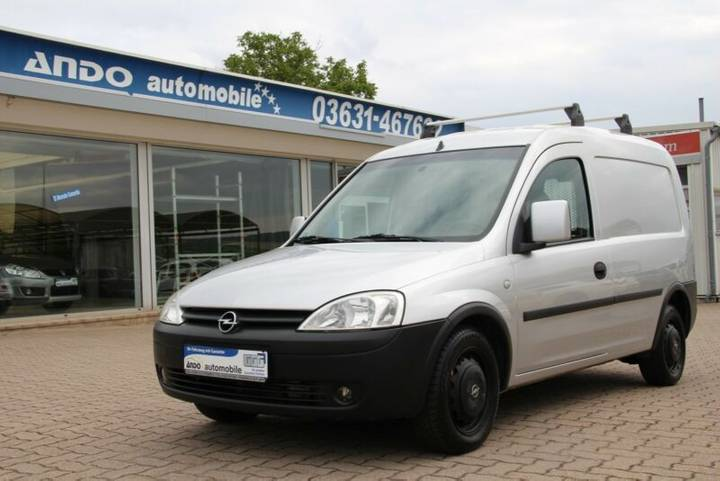 Opel Combo 1.3 Kasten u002FKlimau002FAHKu002Fvieles NEU - 2007