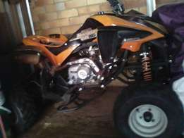 BigBoy Monster Quad Bike CR110cc.