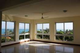 ATTRACTIVE sea view 3 bedroom modern apartment for sale in nyali