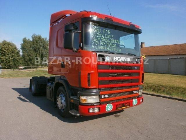 Scania R 114 LA (ID 9525) - 2002