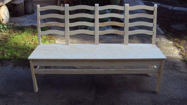 Krzesła ławki Stoły Drewniane Sosnowe Do Baru Kuchni