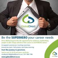 Direct Sales and Marketing Agents