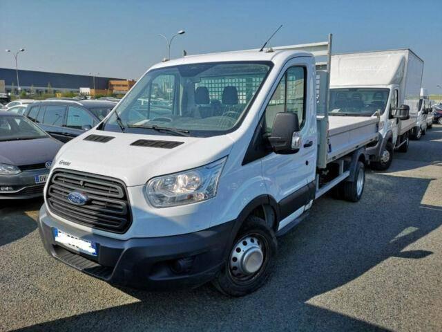 Ford Transit Kipper*T350*2.2*Klima*Tempomat*AHK* - 2016