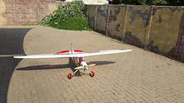 RC 110 Rascal with 30cc dle