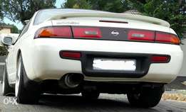 Nissan 200sx s14 tail lights