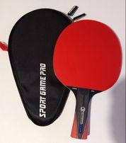 Ракетка для настольного тенниса б у SPORT GAME Pro + чехол теніс тенис 480ef87bc34aa