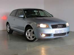AUDI A3 2.0 FSI Ambition Steptronic 161000km R109900