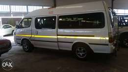 amandla for sale taxi 14 seater