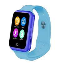 A88 Sport Bluetooth Smart Watch Supports SIM Android And IOS/Blue