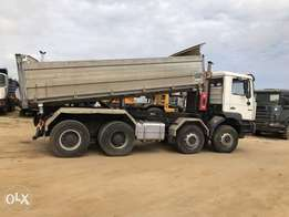 Truck Hire Services