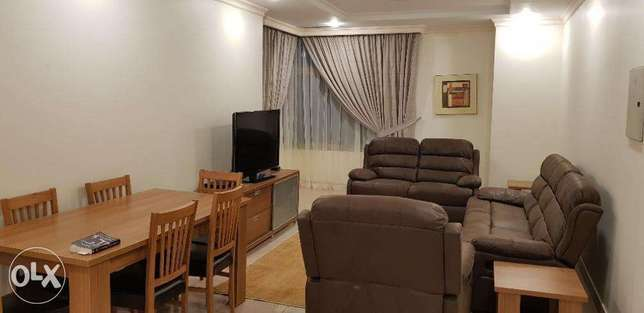 Furnished 3 BR in Salmiya
