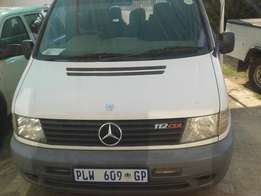 Vito 112 cdi for sale or to swop