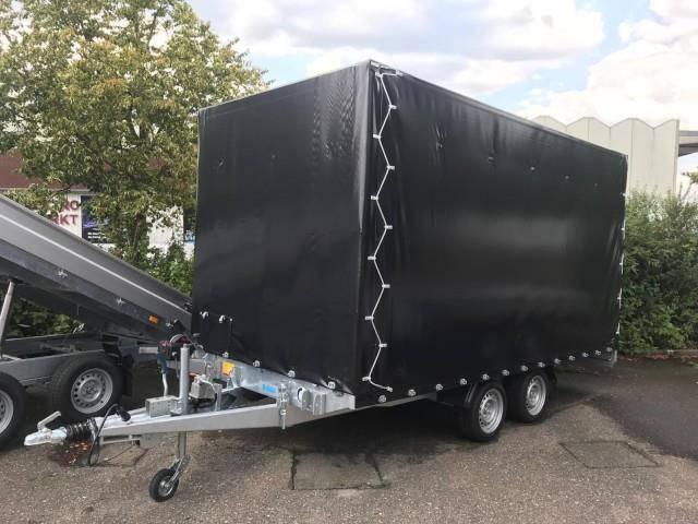 Hapert Indigo HT 2 Transporter 4050 x 2000 mm, 3,0 to. Rampe, mit
