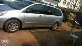 Toyota Sienna, gold, foreign used, working perfectly