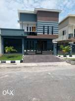 Brand New massive 5 bedroom detached house at UPDC, Pinnock Beach Est