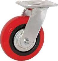 Trolley wheels and maintenance