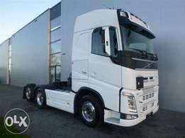 Volvo Fh540 6x2 Single Boogie Retarder Globetrotter - To be Imported