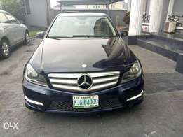 Mercedes Benz C300 4matic