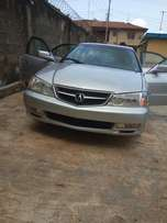 Toks Acura TL 2003 Full Option