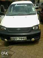 Very clean toyota townace manual