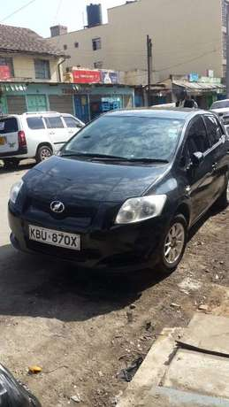Immaculately Clean 1500cc Accident Free Non-Repainted Toyota Auris Nairobi CBD - image 4