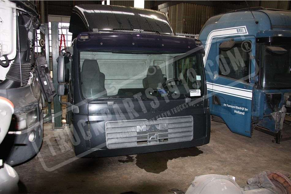 MAN Cabin Complete F99l10 Cab For Truck