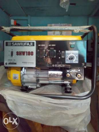 Gasoline Welding machine ( start and weld ) Lagos - image 3