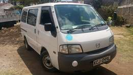 Mazda bongo on sale
