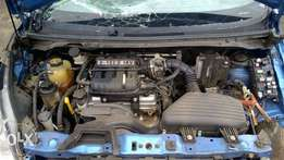 2015 Chev spark 1.2LS stripping for spares