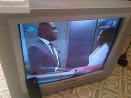 Diamond 54 cm TV with remote bargain in Bloemfontein call me