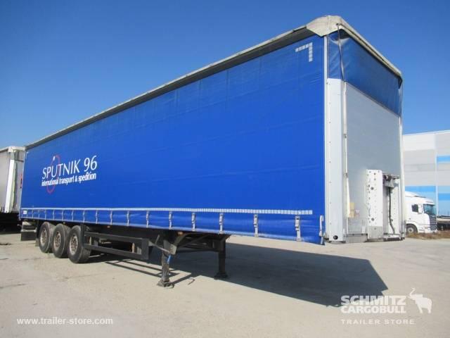 Schmitz Cargobull Curtainsider Standard - 2010