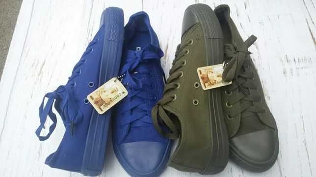 aeb2a9410fa2 Кеды конверс converse all star хаки зеленые синии моно chuck taylor Киев -  изображение 1
