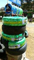 Brand new tyres model 185/70r14 88h
