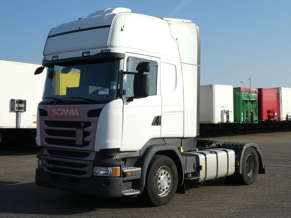 Scania R450  only - 2014