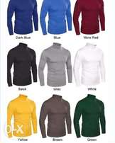 Men's Turtle neck tops