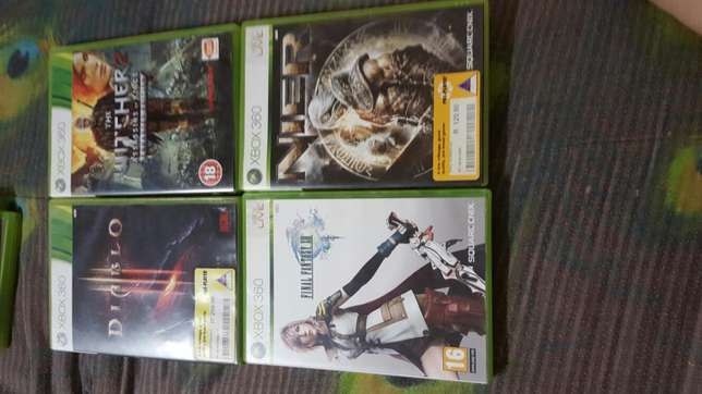 Xbox with games to sell. For cash. Christiana - image 5