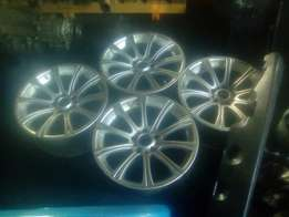 19 BMW wheels swop for 19 csl