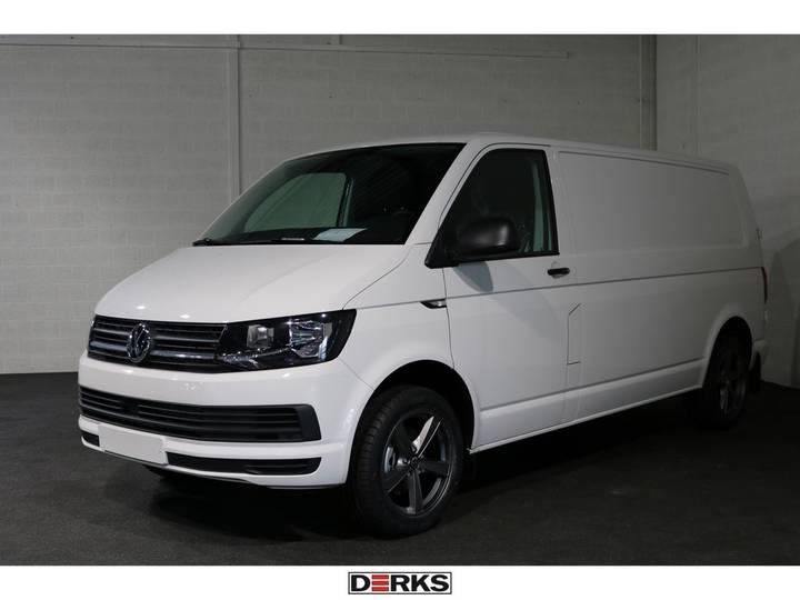 Volkswagen Transporter 2.0 TDI L2 H1 150pk Airco Navigatie Nieuw - 2019