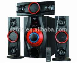 Brand New Sonica Bluetooth 3.1CH Hometheater