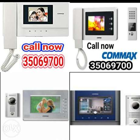 door phone sell and installation