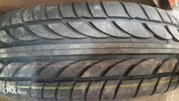 215/55R17 brand new Achilles tyres made in Indonesia tubeless.