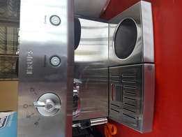 Krups expresso and coffee machine