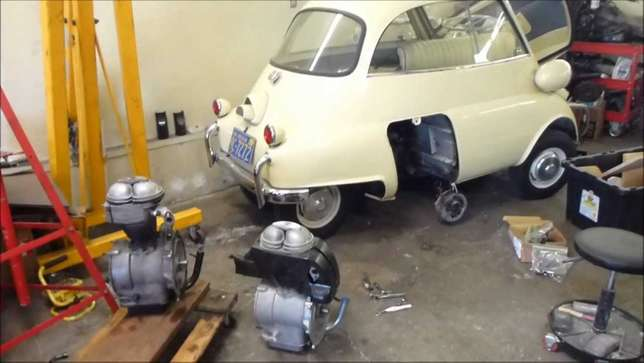 bmw isetta and 2.8 or 3.0 cs coupes WANTED Durban - image 1