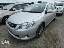 Buy this neat Silver Fielder 2010, 1500cc, 2wd. Only Kes 1,069,328