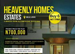 plots of land availabe for sale at ibeju lekki