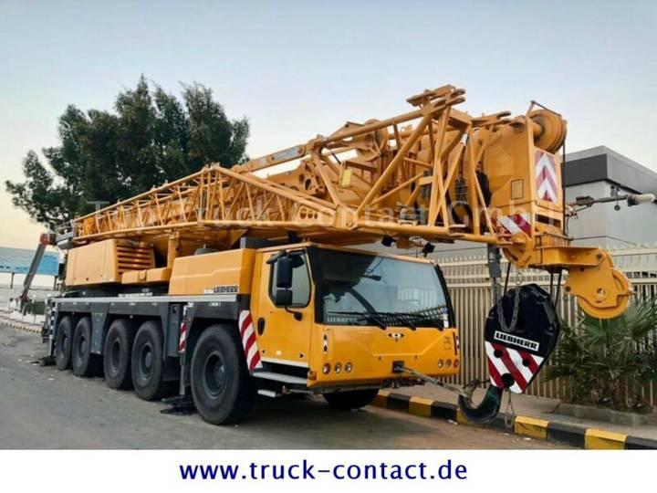 Liebherr LTM 1220-5.2 Mobilkran - 2016